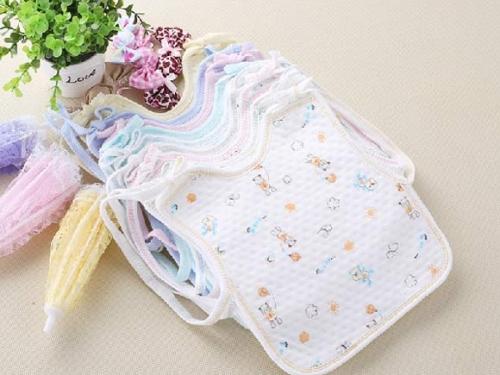 嬰兒口水巾什麽樣的好