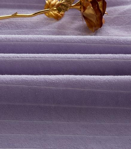 全棉條紋毛巾布160克